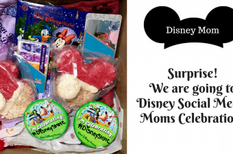 Christmas Morning Disney Surprise!