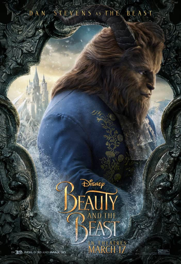 Final Beauty and the Beast Trailer