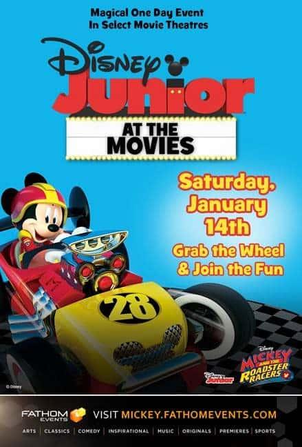 Disney Junior at the Movies