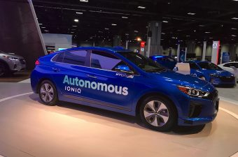 2017 Washington Auto Show Evolution to Revolution