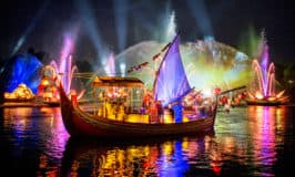All New Rivers of Light Show!