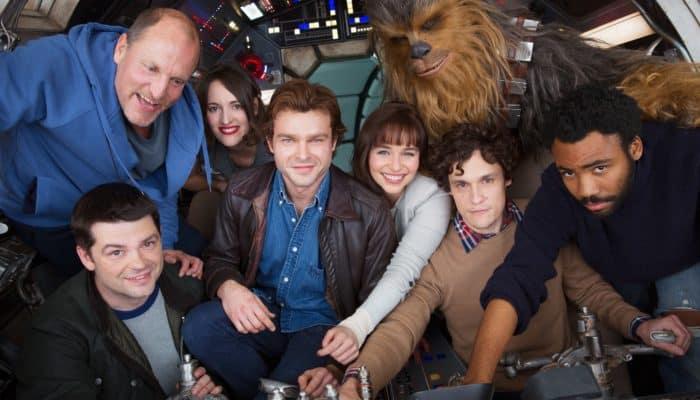 Han Solo Star Wars Story!