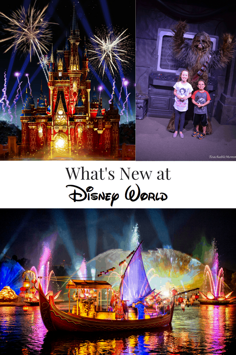 New Magical Experiences at Walt Disney World - With Ashley