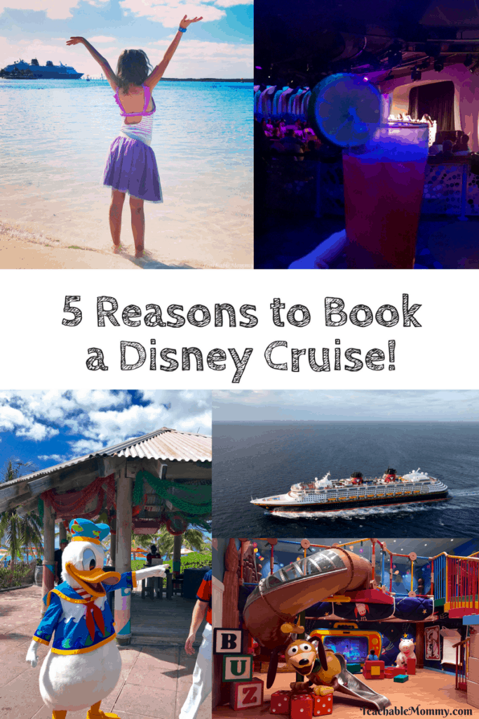 5 Reasons to Book a Disney Cruise