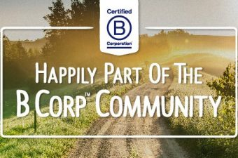 Stonyfield is Being the Change!