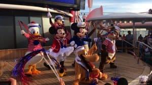 Disney Cruise Line Tips