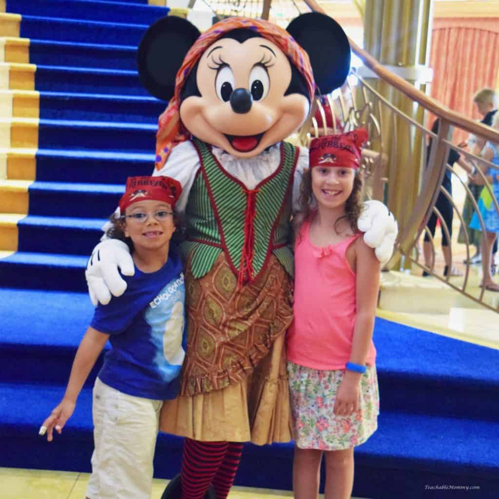Disney Cruise Line Tips