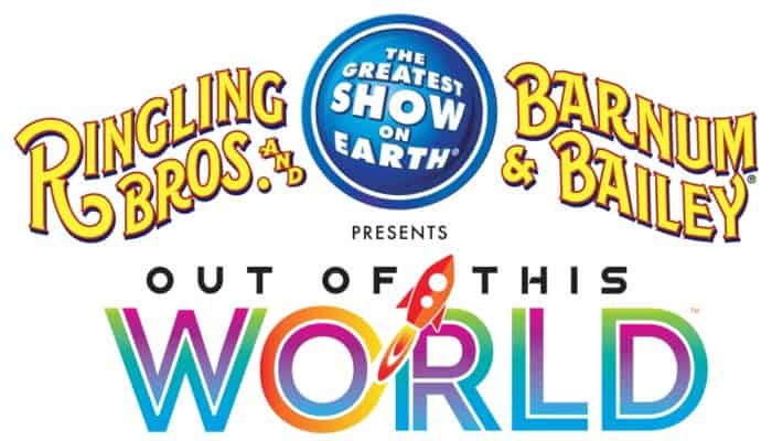 Ringling Bros Out of this World!