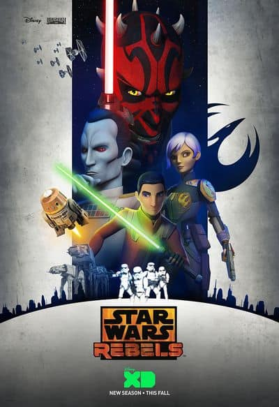 Star Wars Rebels Season 4 Sneak Peek