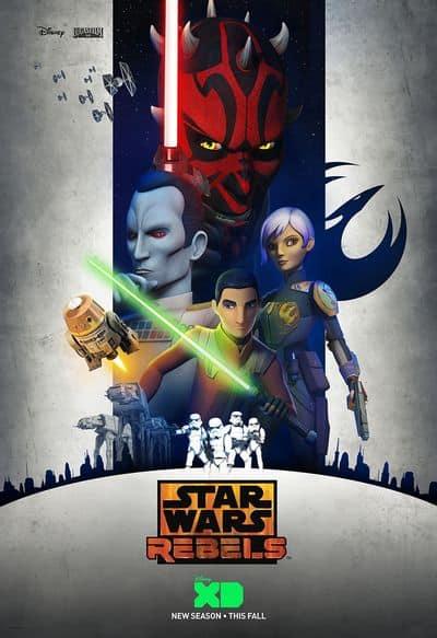 Star Wars Rebels Season 4 Sneak Peek