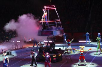 Ringling Bros Out of this World Recap