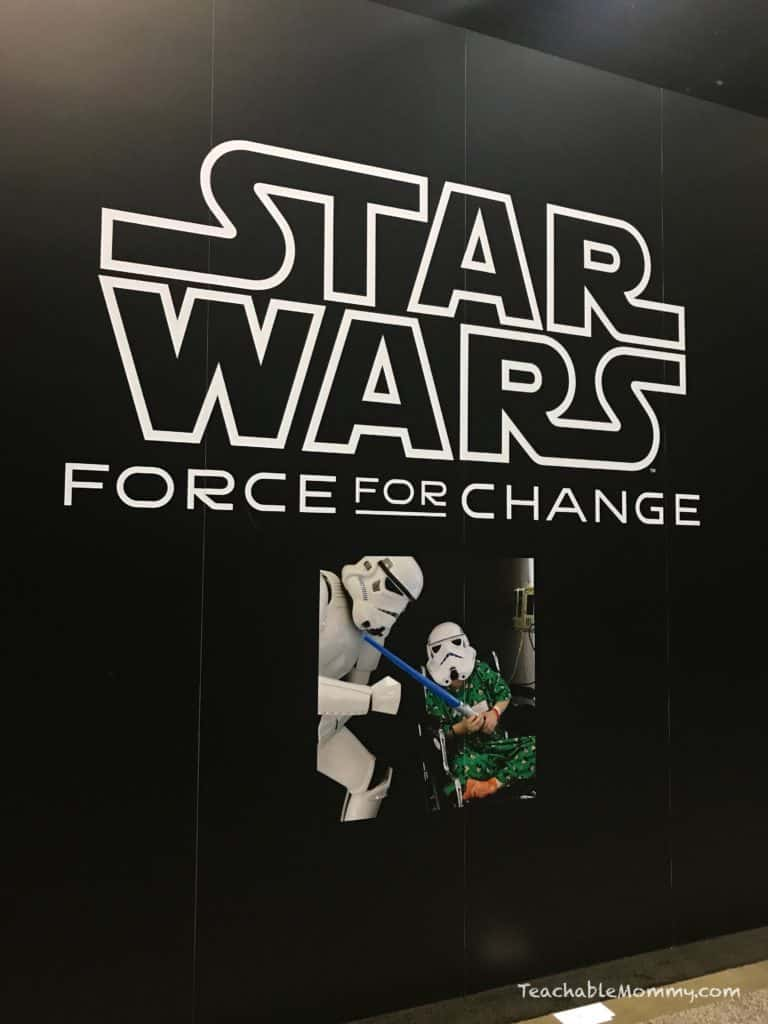 Donate and Be The Force for Change