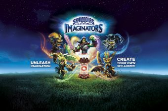 New Adventures With Skylanders Imaginators