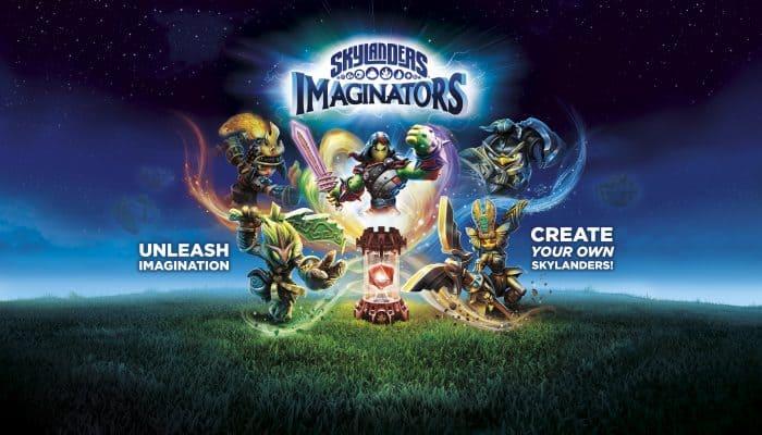 New Adventures With Skylanders Imaginators!