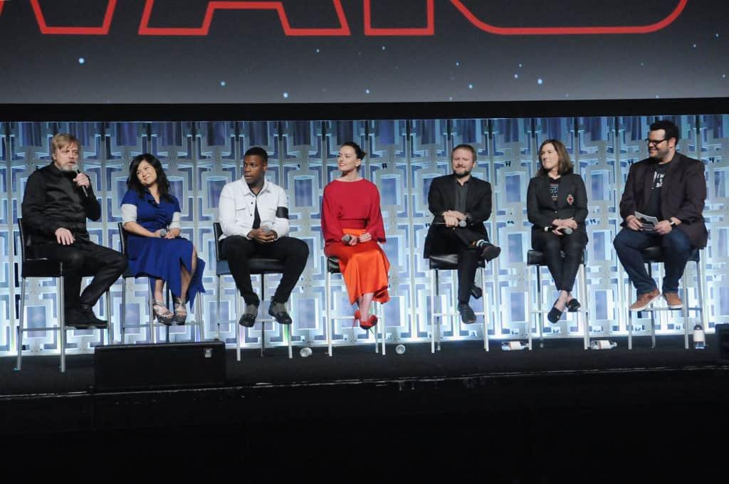 Star Wars The Last Jedi Updates