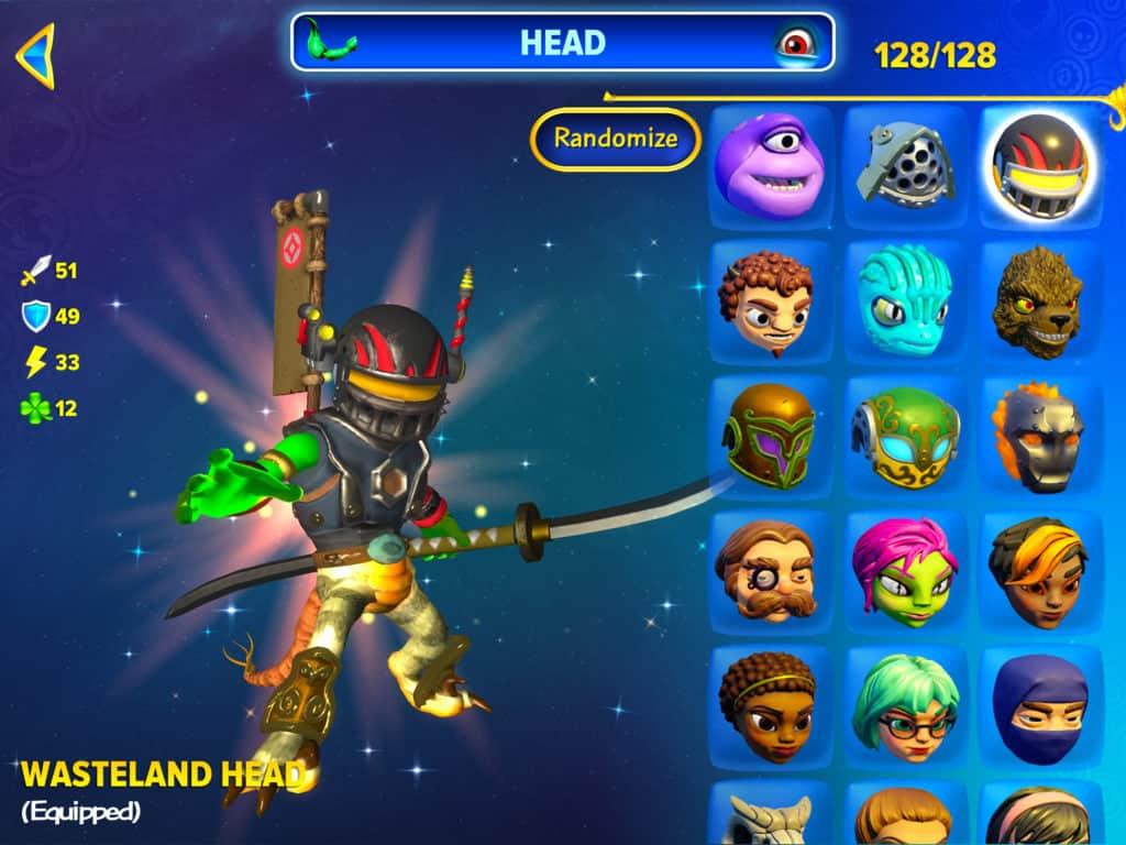 New Adventures With Skylanders Imaginators
