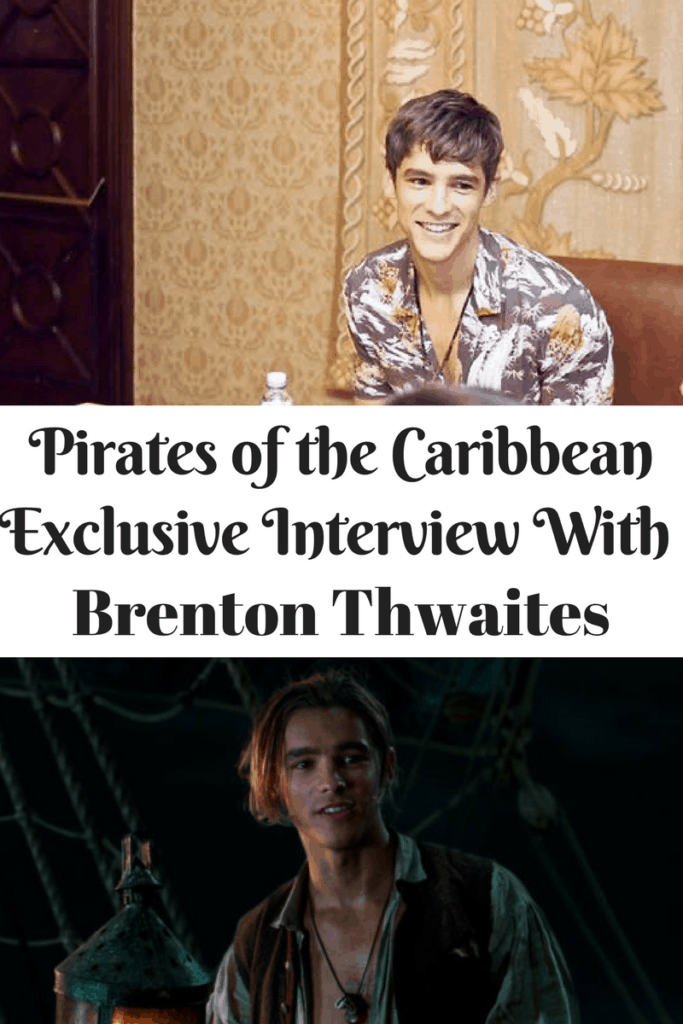 Interview with Henry Turner Brenton Thwaites