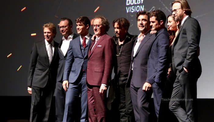 Pirates of the Caribbean Dead Men Tell No Tales Red Carpet Premiere!