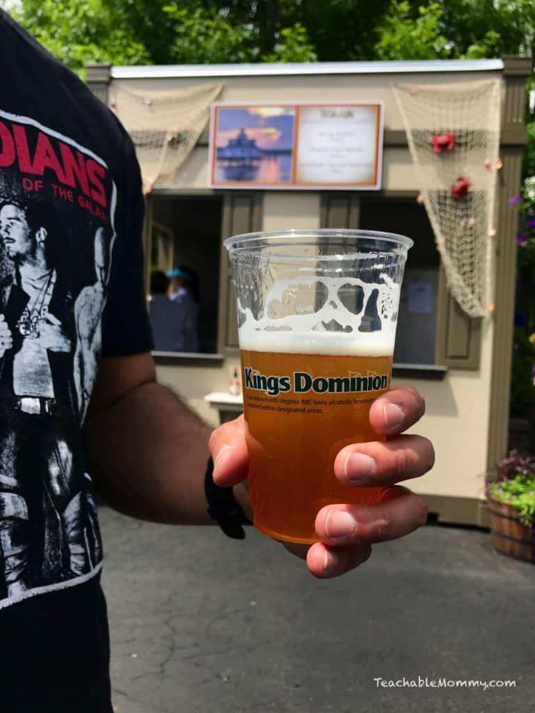 Kings Dominion Taste of Virginia
