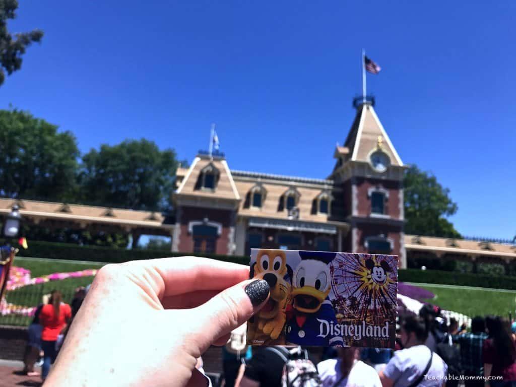 Disneyland Pirate Adventure