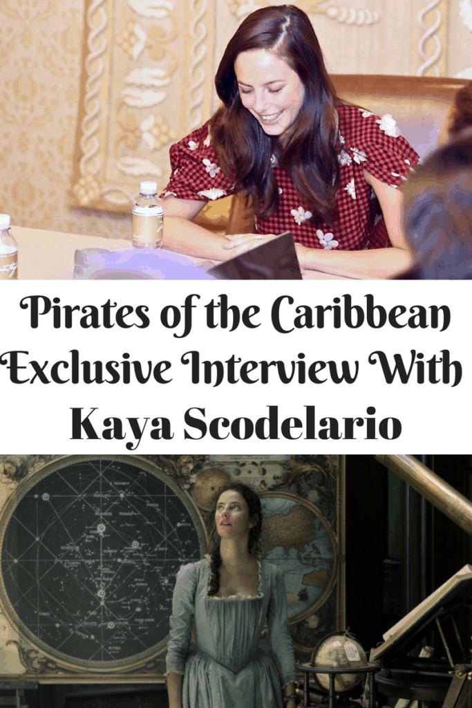 Interview with Carina Smyth Kaya Scodelario