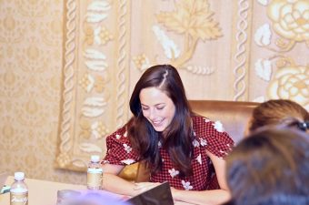 Interview with Carina Smyth Kaya Scodelario