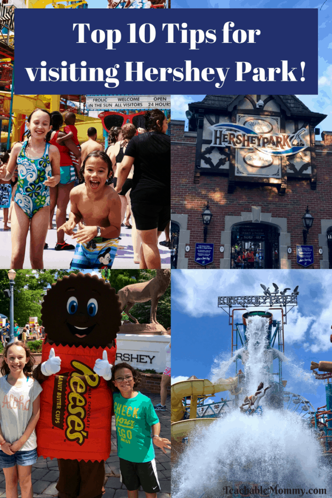 Top 10 Tips For Visiting Hershey Park