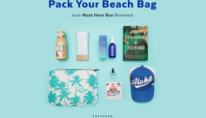 POPSUGAR June Must Have Box and Discount!