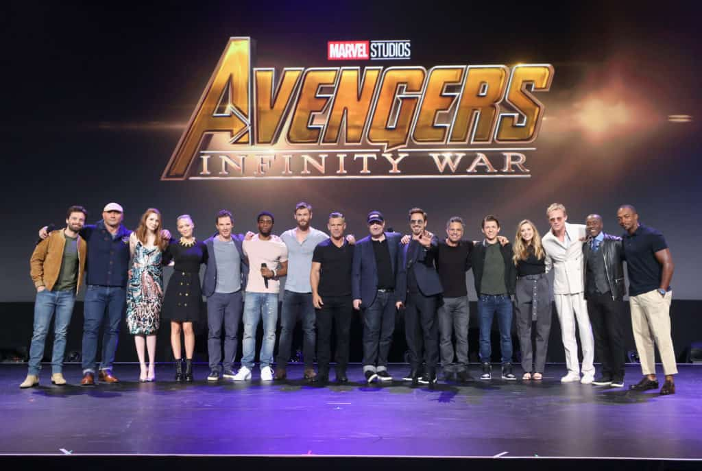 Disney, Marvel Studios, and Lucasfilm D23 Expo 2017 News