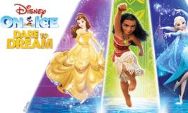 Disney On Ice Presents Dare to Dream Discount!