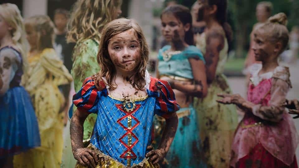 Empowering Dream Big Princess Photo Campaign
