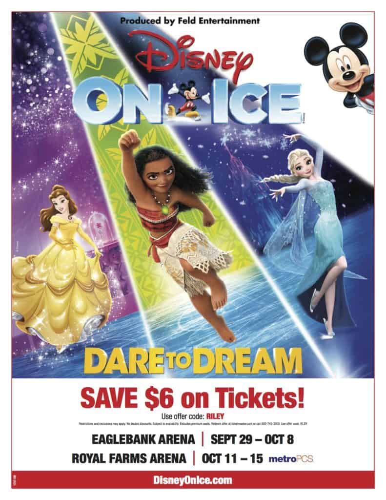 Disney on ice coupon code