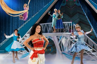 Disney On Ice Presents Dare to Dream!