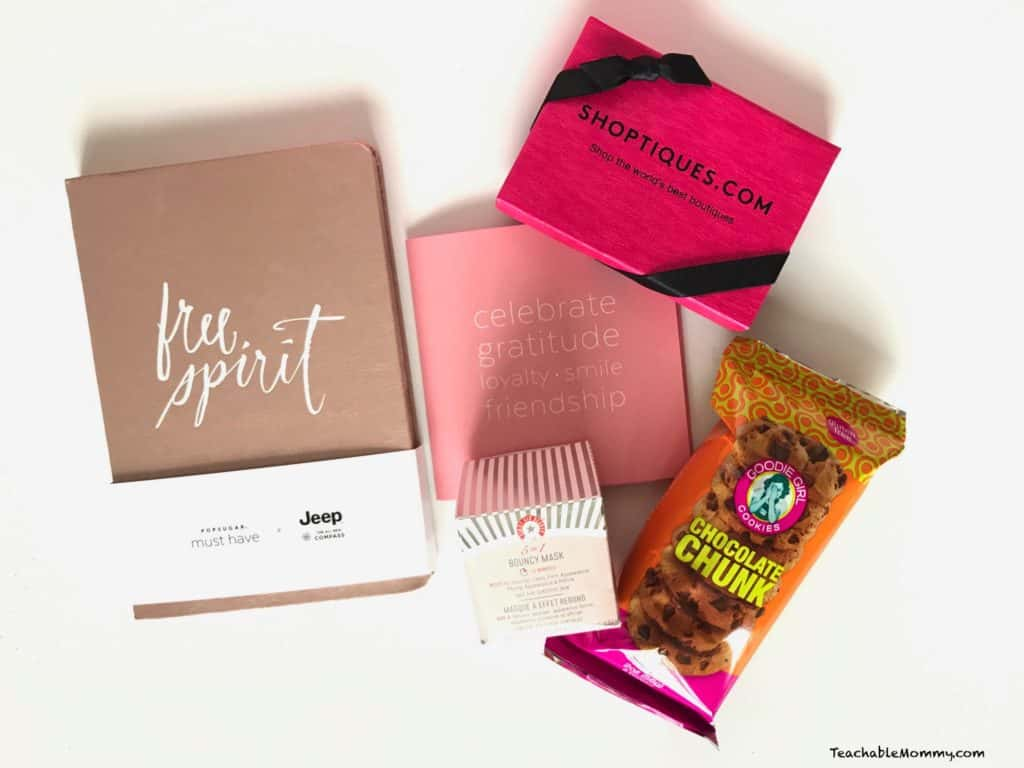 POPSUGAR August 2017 Must Have Box