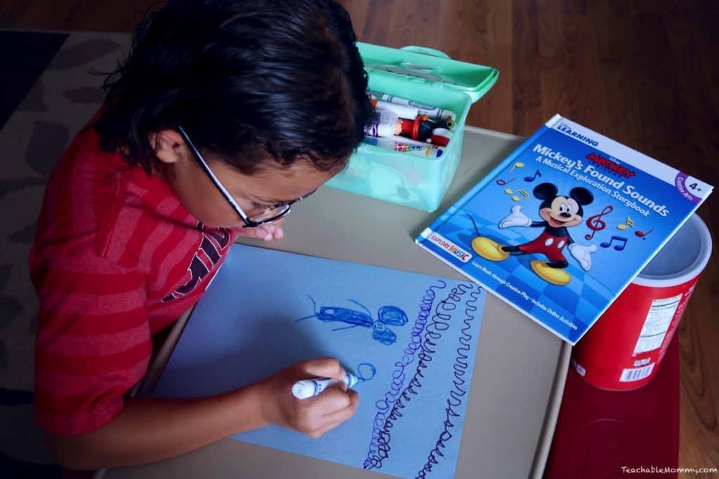 New Disney Musical Exploration Books