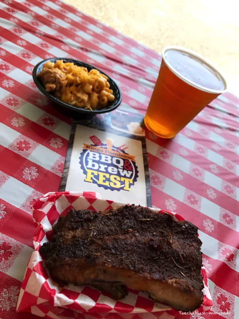 2017 Kings Dominion BBQ & Brew Fest