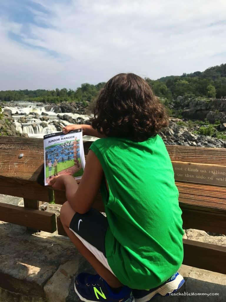 National Park Service Junior Ranger Fun