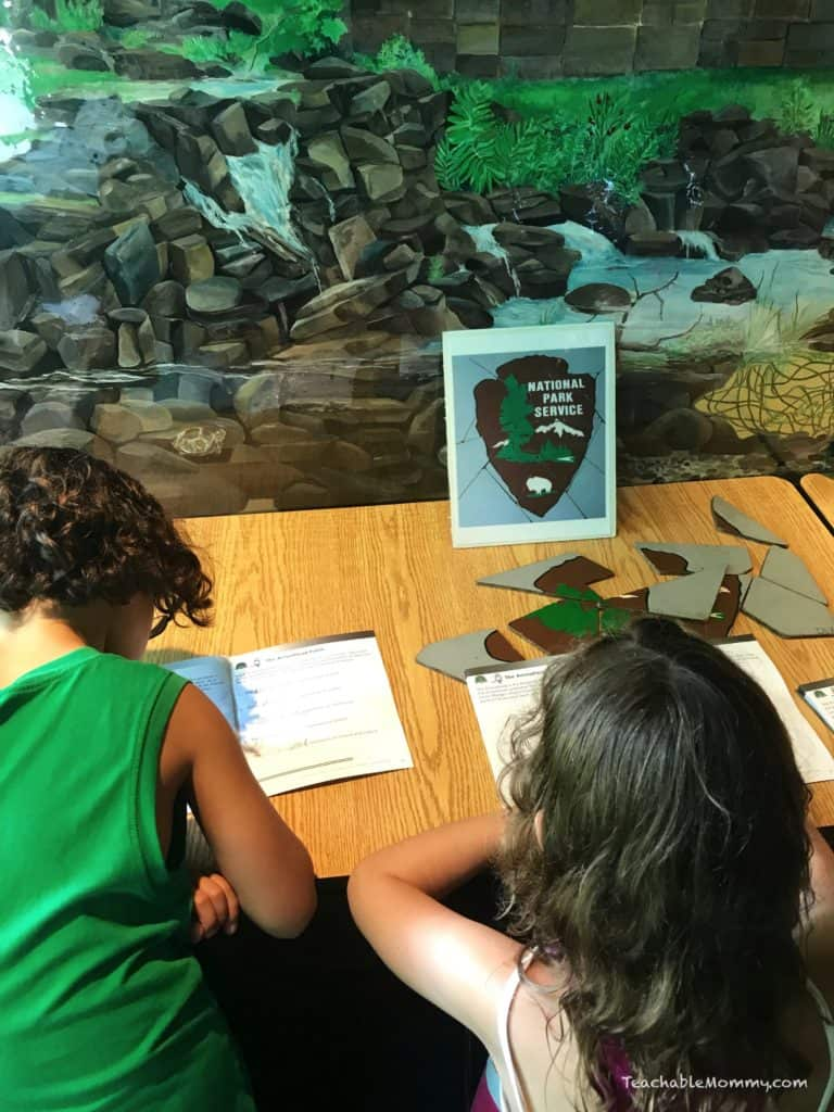 National Park Service Junior Ranger Fun