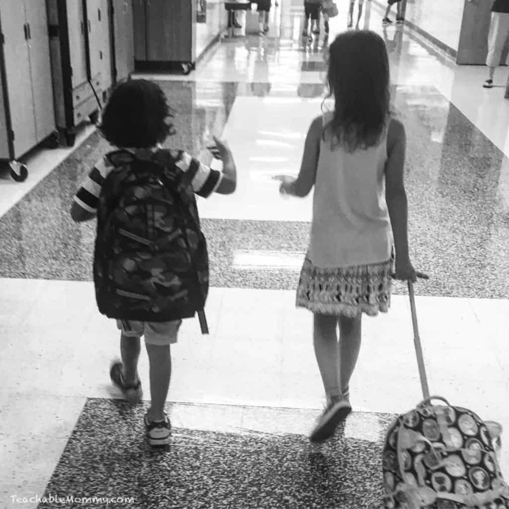 5 Tips for First Day of School Comfort