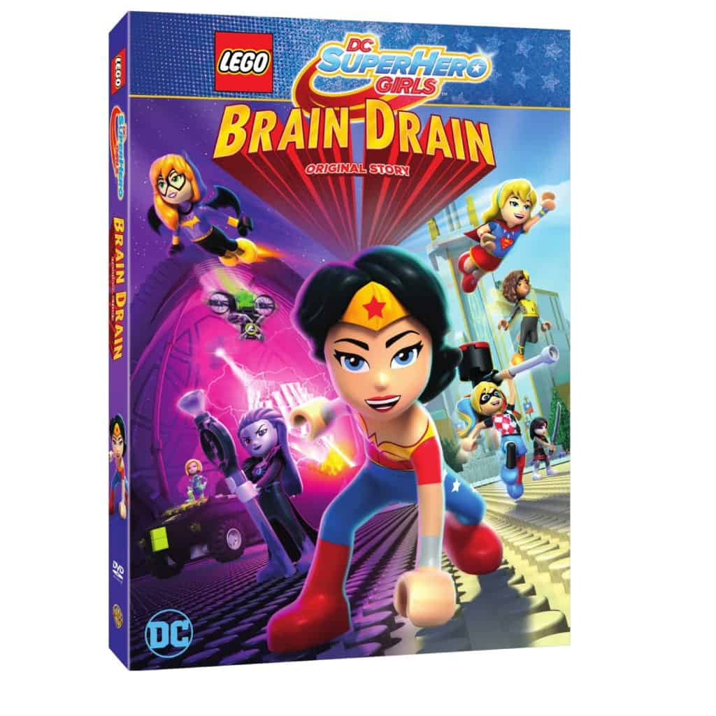 LEGO DC Super Hero Girls Brain Drain
