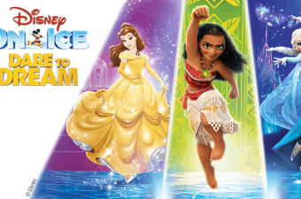 Disney On Ice Presents Dare to Dream Discount