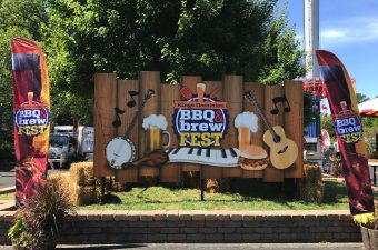 2017 Kings Dominion BBQ & Brew Fest!