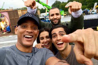 Aladdin Production News