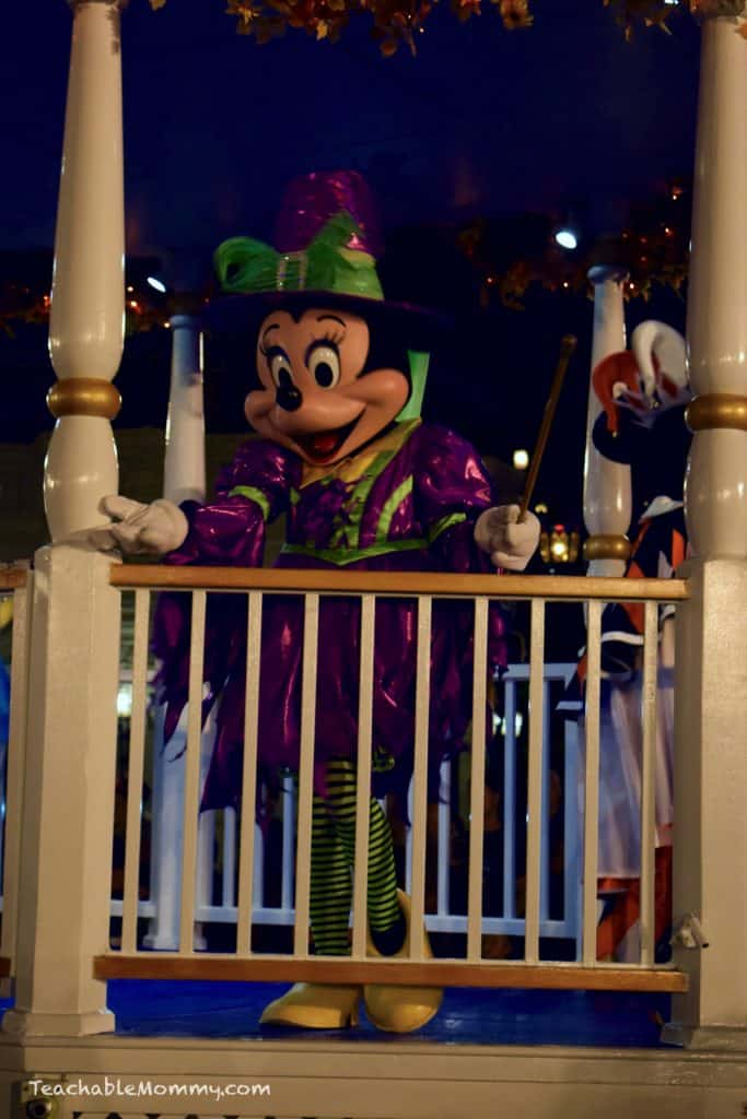 Mickey's Not So Scary Halloween Party