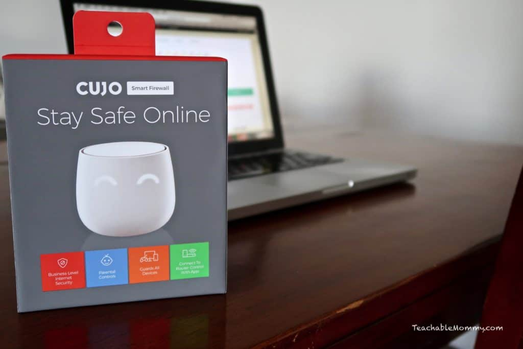 CUJO Smart Firewall Is A Must Have