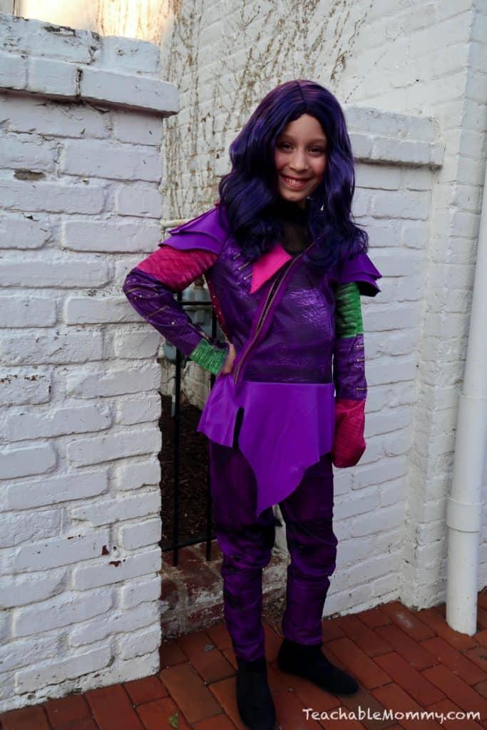 Cool to the Core Descendants Mal Costume