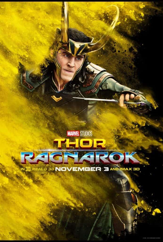 Grab Thor Ragnarok Tickets Now