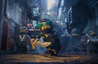 LEGO NINJAGO Movie Review