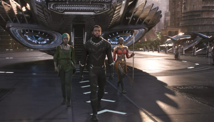 New Black Panther Trailer and Poster!