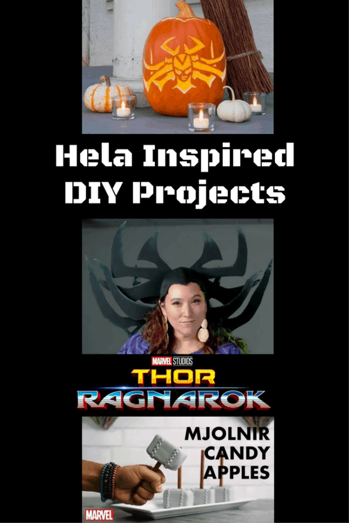 Hela Inspired DIY Projects